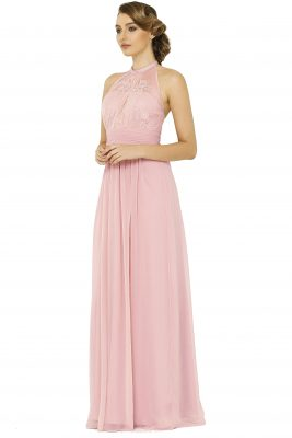 PO33 Harlow Dress Side Pink Copy 1