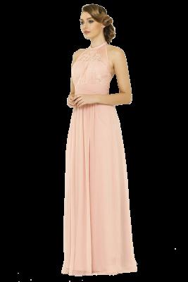 PO33 Harlow Dress Pink