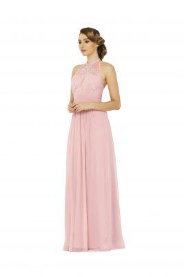 PO33 Harlow Dress Side Pink Copy