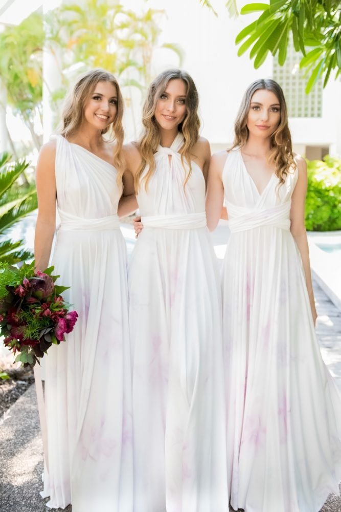 good looking lower price with numerous in variety Wrap Dress - Jersey - Bridesmaids Dress - Poseur Design