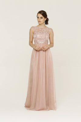TO16 Latitia dress blush