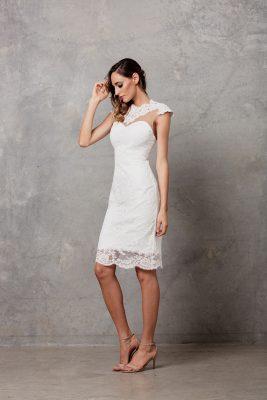 Alexia PO52 Side White