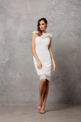 Alexia PO52 White