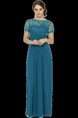 PO34A OLIVIA TEAL