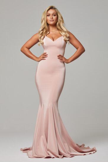 PO593 Blush Bree dress