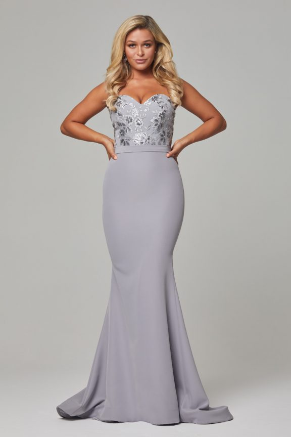 PO587 Platinum Paloma dress