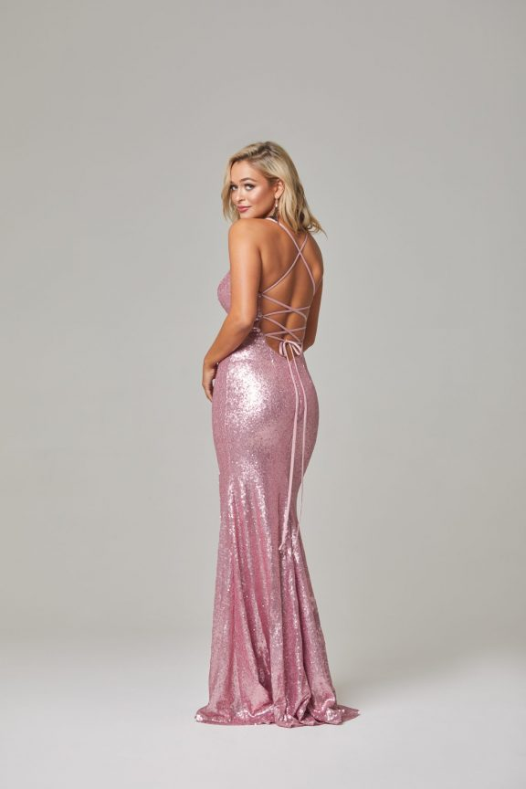 PO594 India Pink back