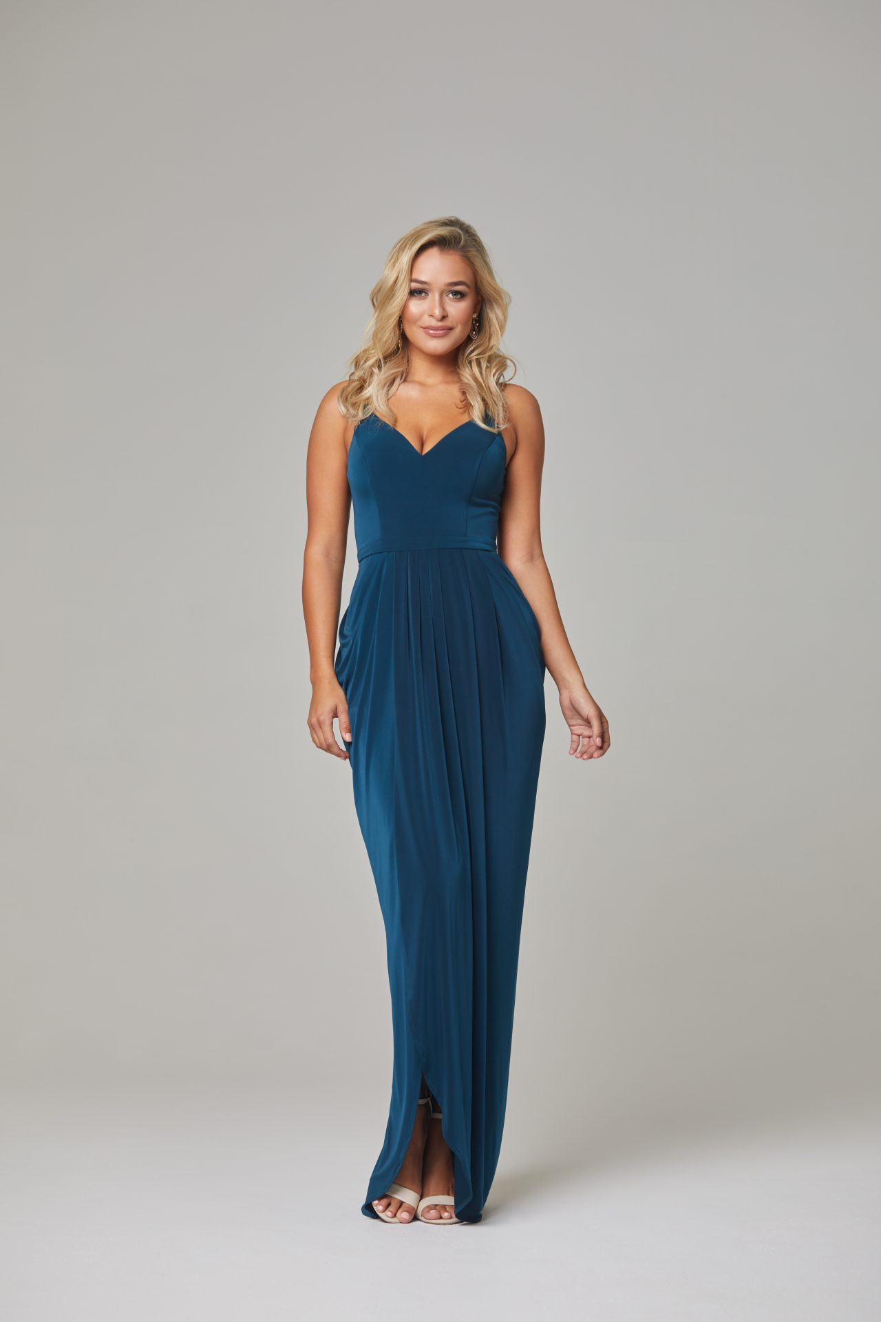 Claire - soft jersey knit - 2019 Bridesmaid Collection - Tania Olsen ... 34749493a