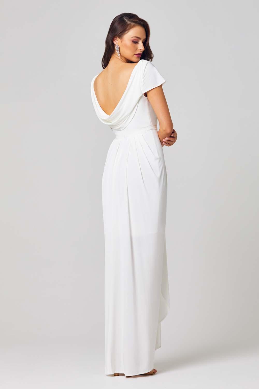 TO804 Vintage White Back