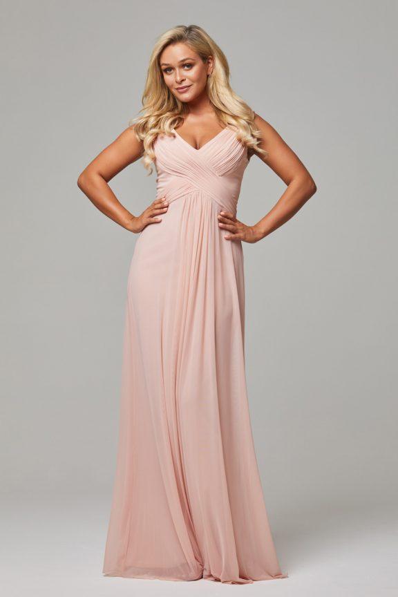 TO74 Blush Amber dress