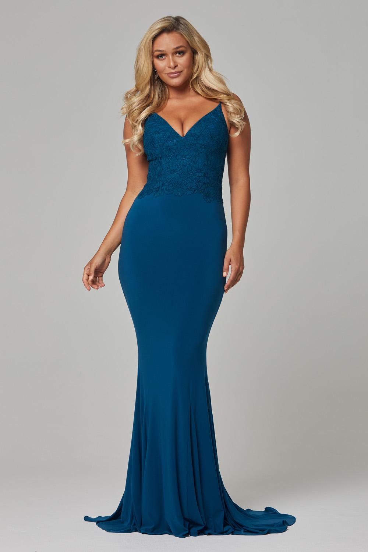 TO777 Teal Liana dress