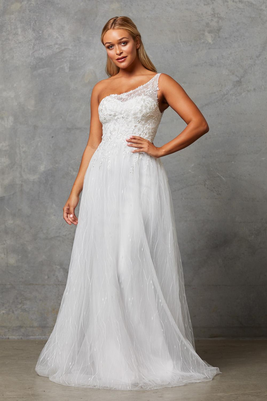 9bdb565409 Cressida Wedding Dress - 2019 Autumn Winter - Tania Olsen Designs