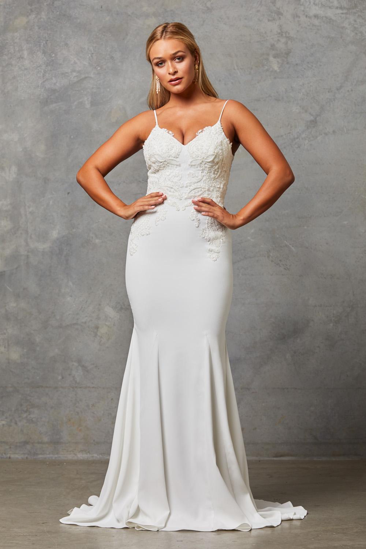 1c5b70aaae Brylee Wedding Gown - 2019 Autumn Winter - Tania Olsen Designs