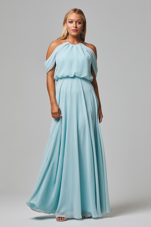 Bridesmaid Dresses Blue Turquoise Desing