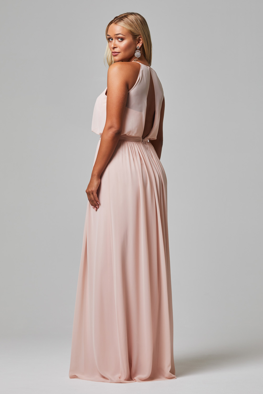 TO822 SYLVIA PINK BACK