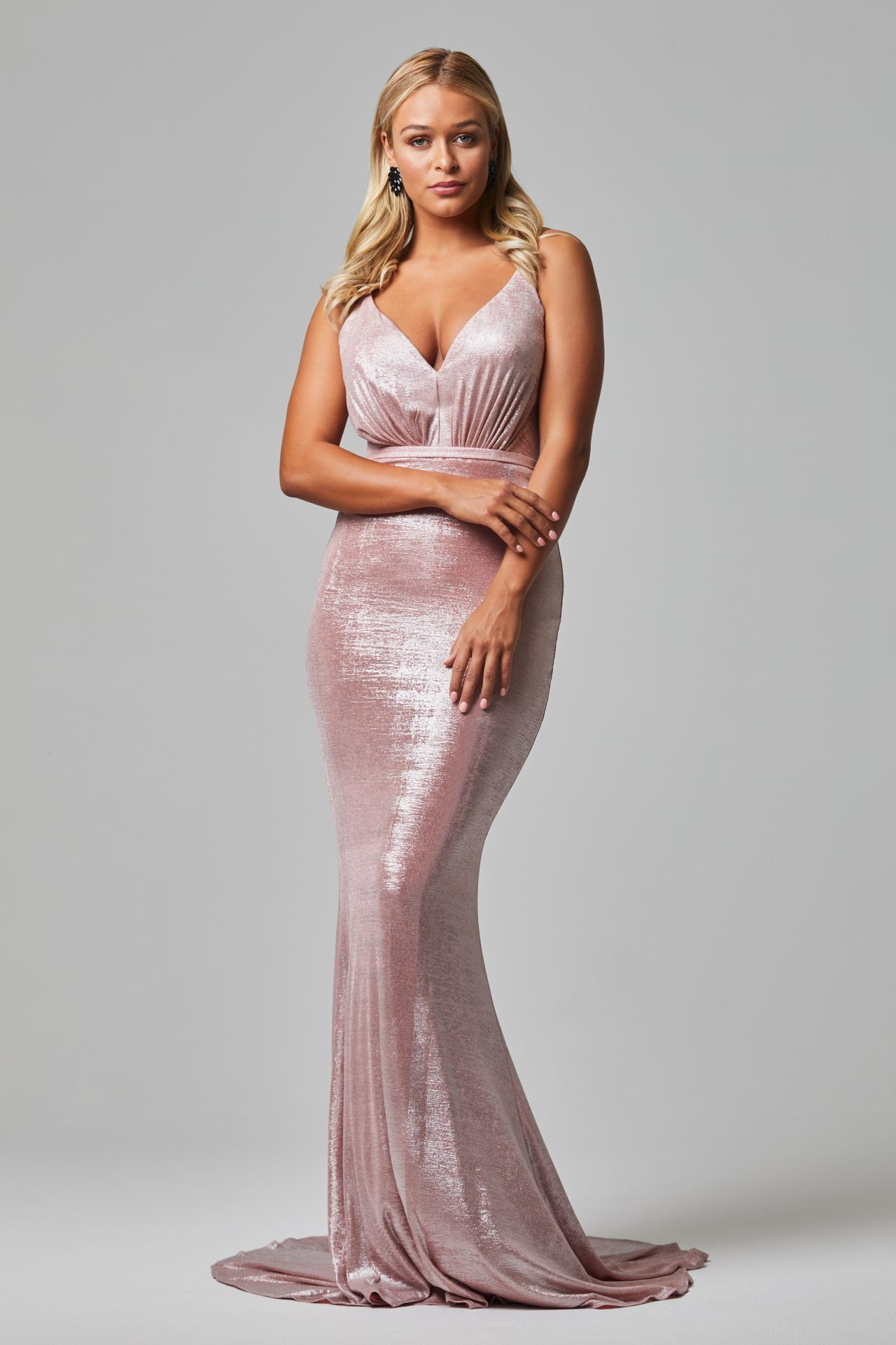 Luna Evening Gown 2019 Autumn Winter Tania Olsen Designs