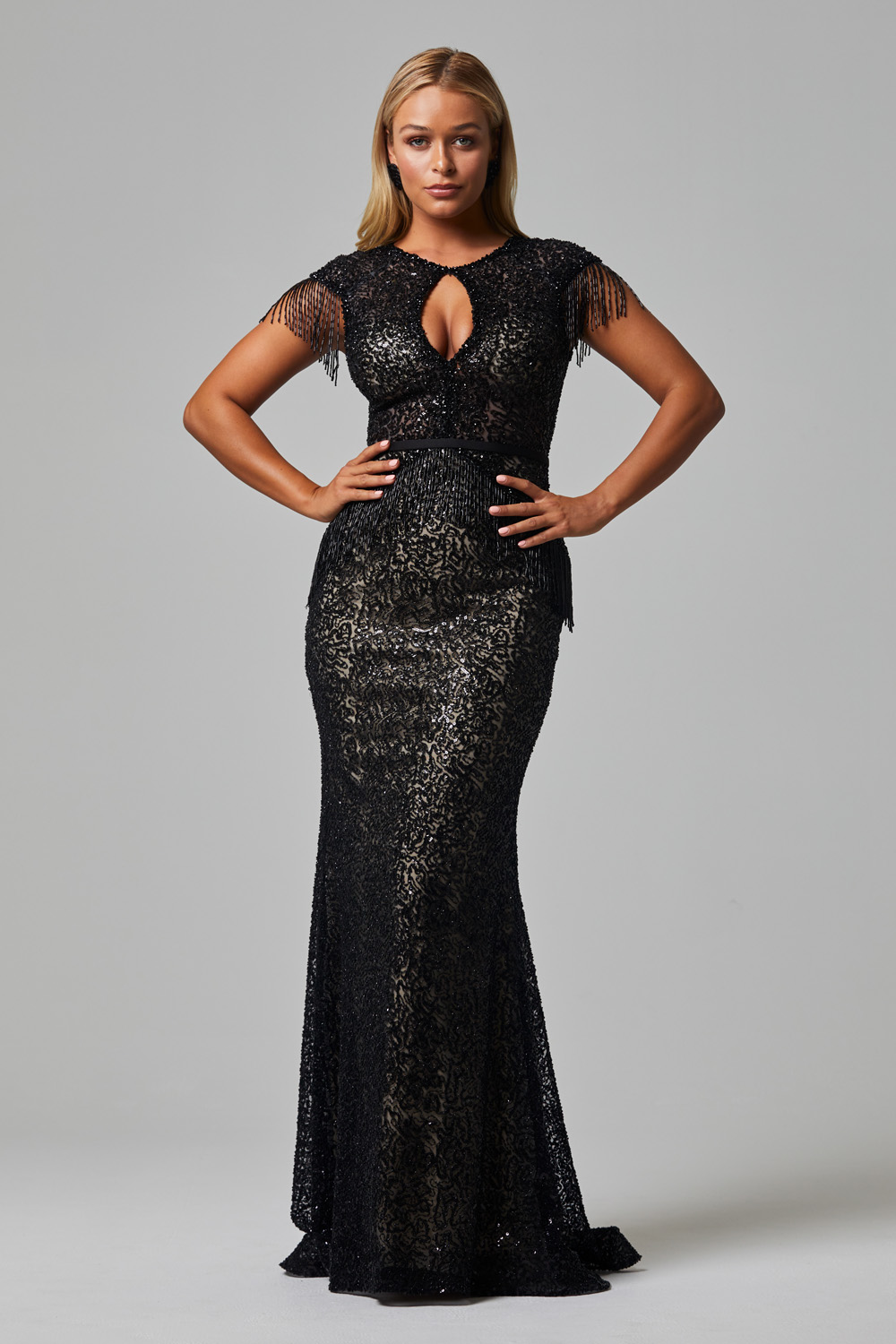 cec19c63e1af Anika Evening Gown - 2019 Autumn Winter - Tania Olsen Designs