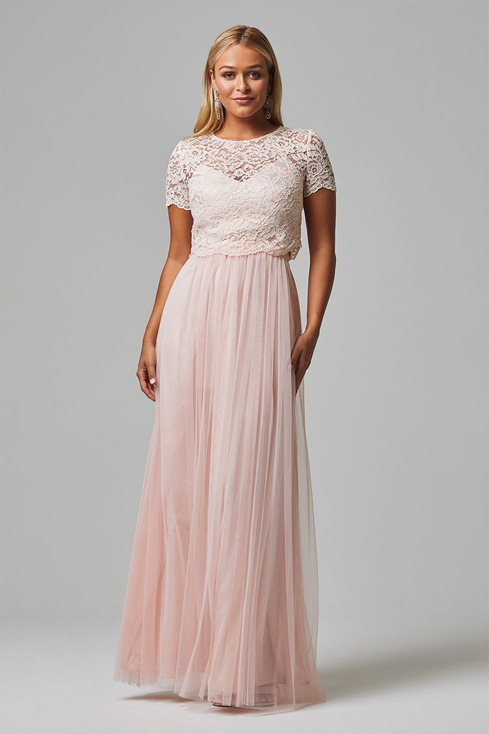 Oaklyn Bridesmaid Dress - TO823