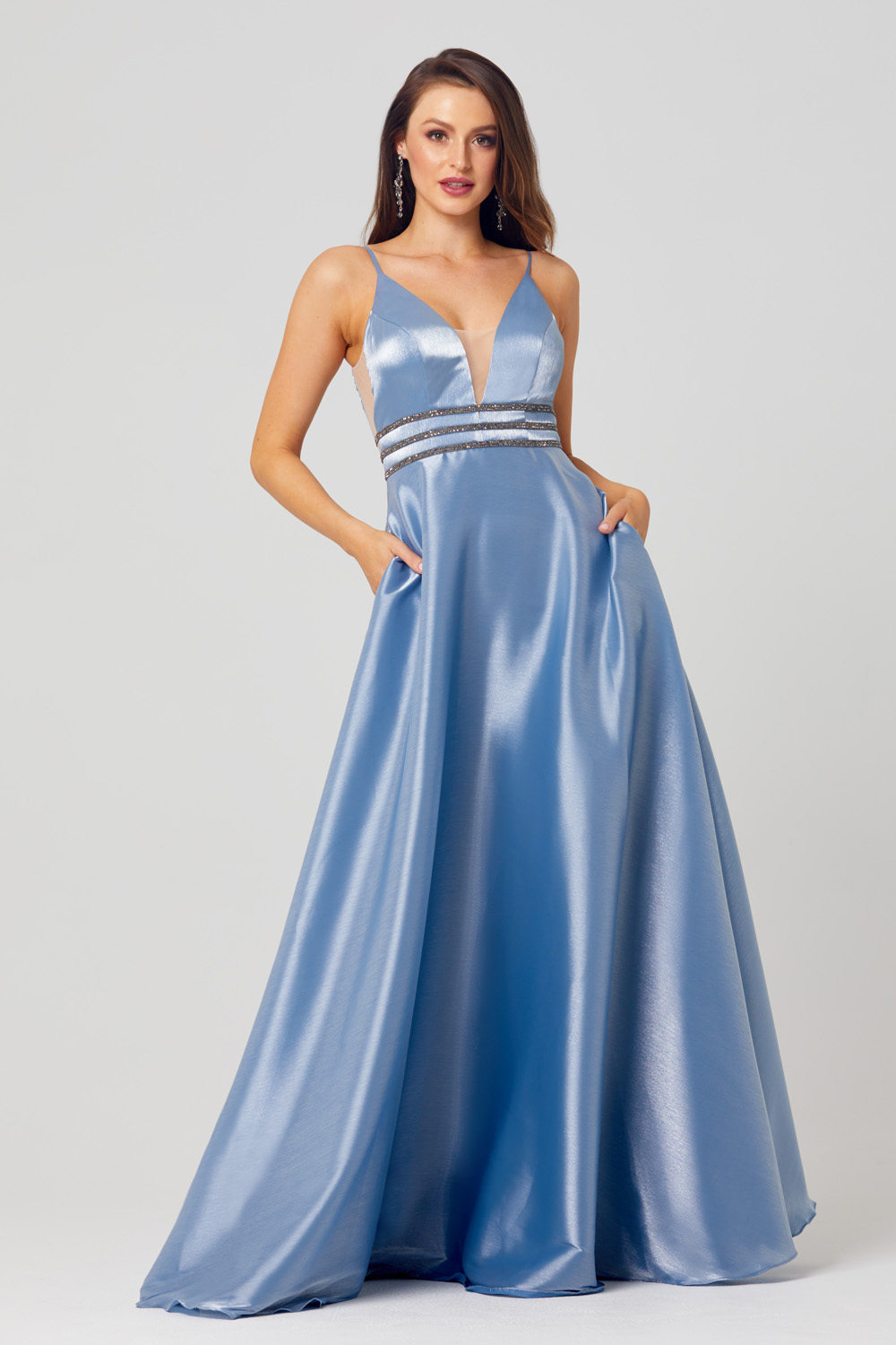 PO817 Briella formal dress