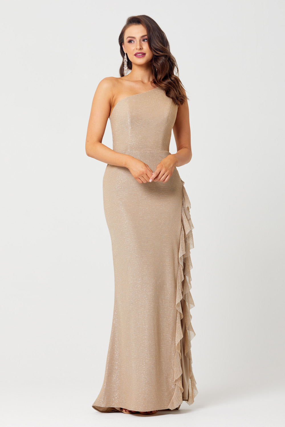 Corinne Evening Dress - TC279 Front