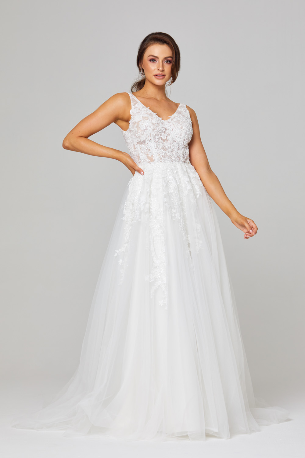 TC292 Rosie wedding dress