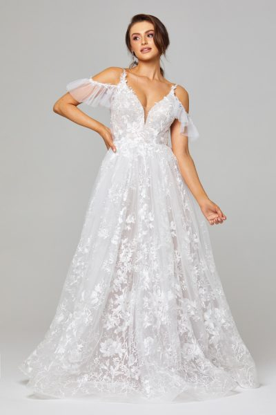 TC295 dress front