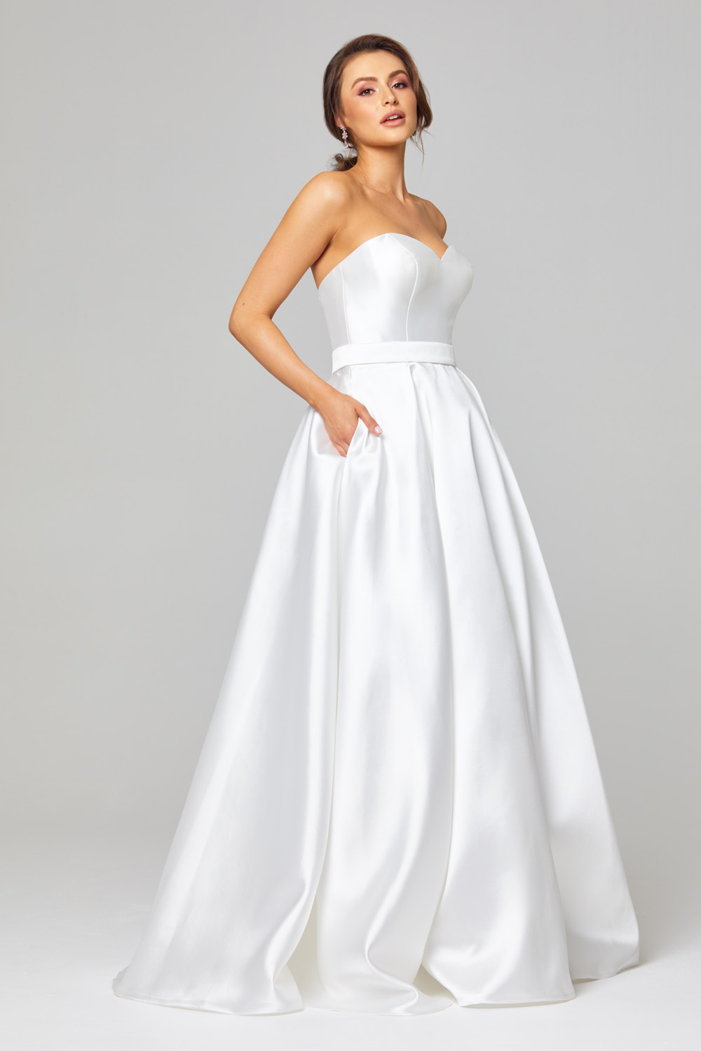 TC303 Demi wedding dress