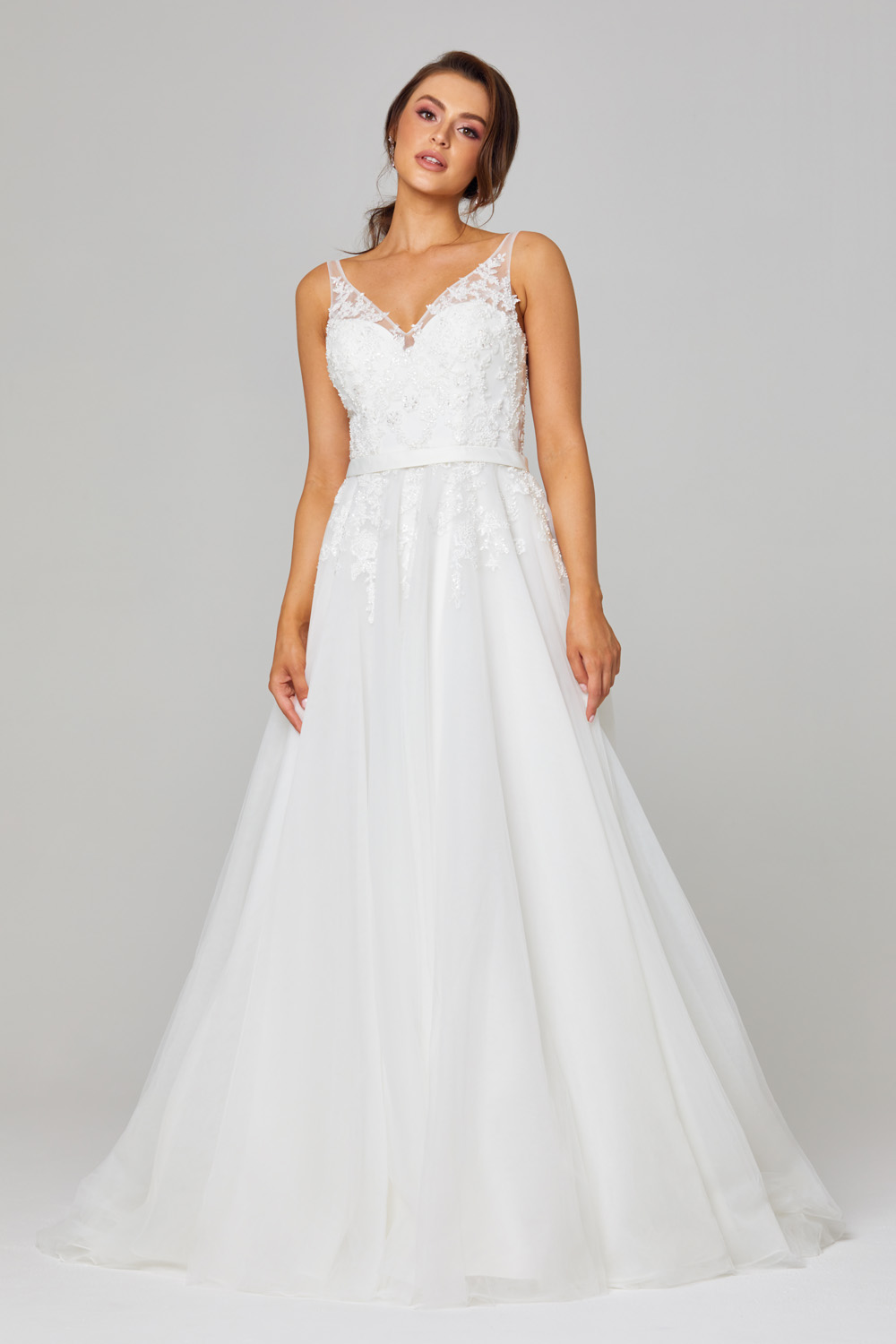 TC305 Cara wedding dress