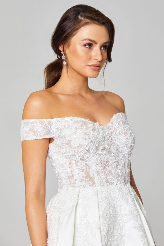 TC307 Dress bodice