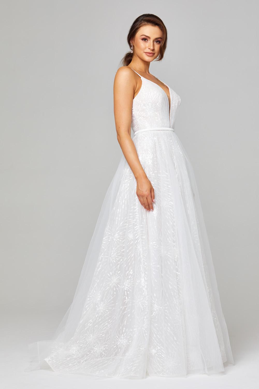 TC309 dress Side