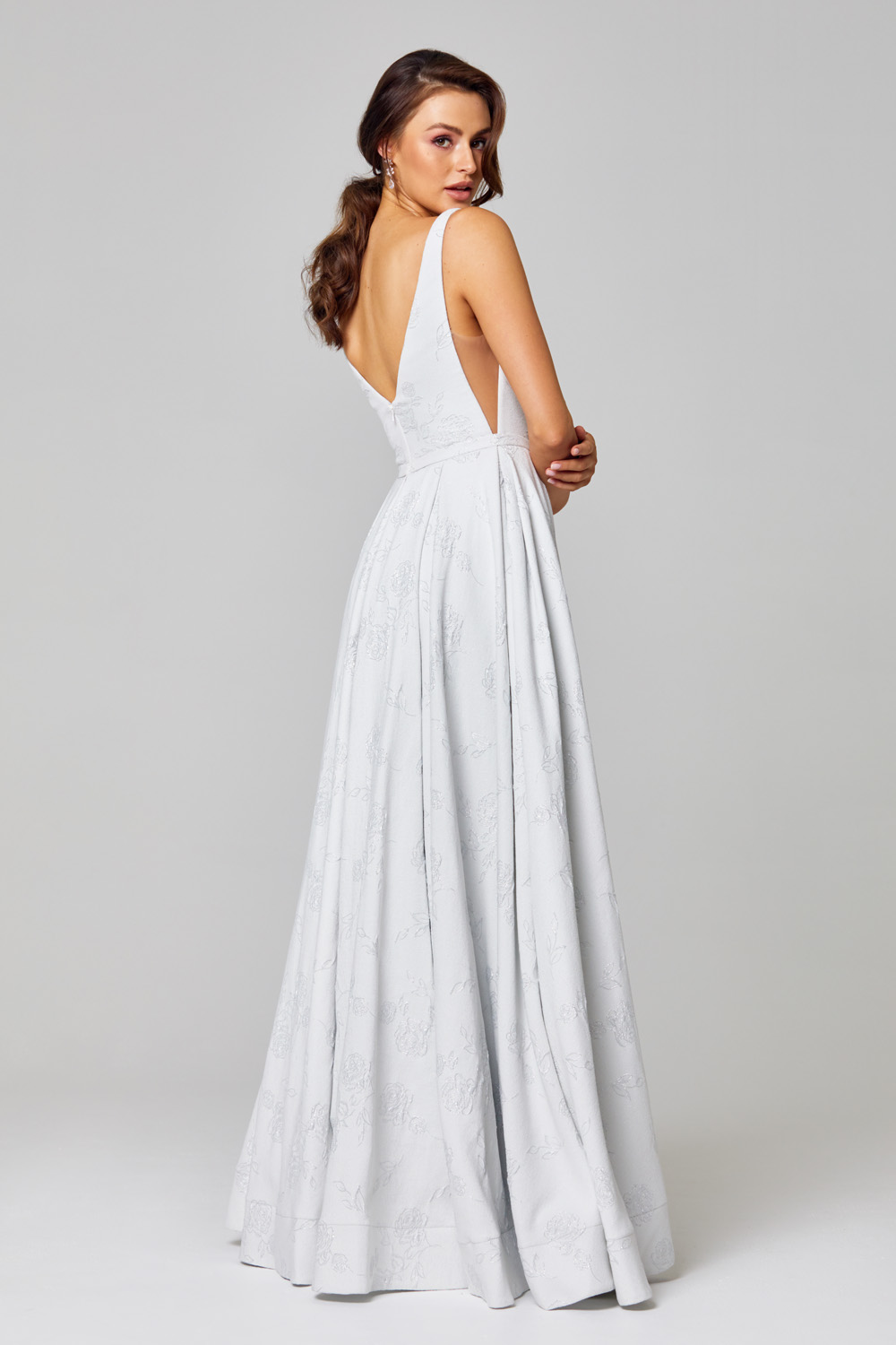 TC310 dress back