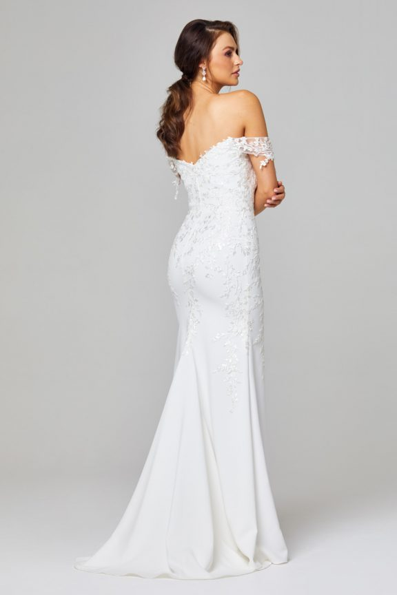 TC314 Dress back
