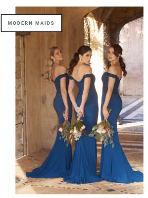 Tania Olsen Bridal bridesmaid dress modern bridesmaid 2020 collection