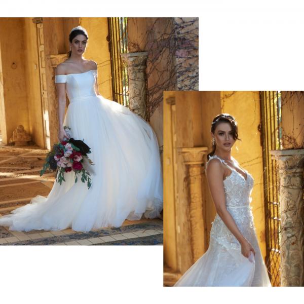 Tania Olsen Designs Wedding Dress
