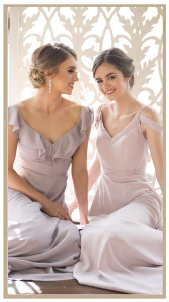 Natasha Scarlett Bohemain Bridesmaid Dress tania olsen