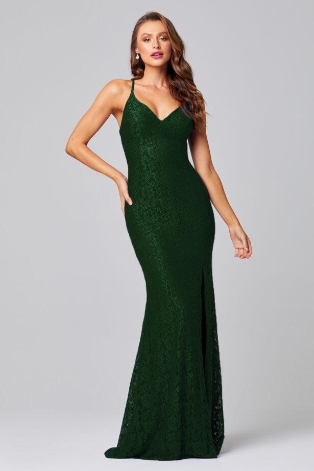 India lace emerald