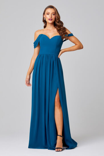 TO849 NATALIE TEAL FRONT
