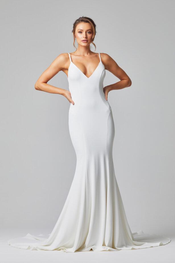 TC320 Alice wedding dress