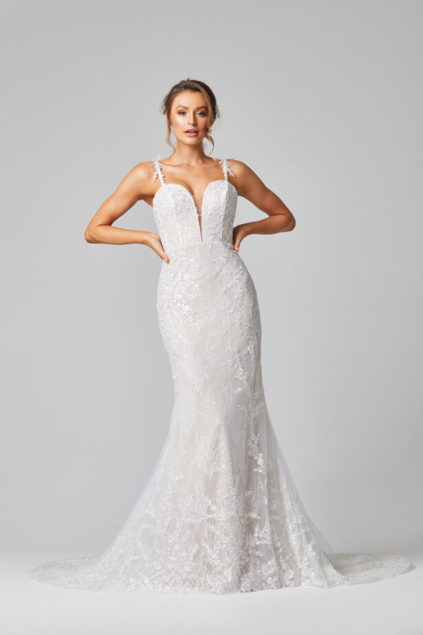 TC324 Juliet wedding dress