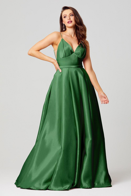 PO834 Leia Emerald Green