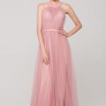 Paris Bridesmaid Dress PO73 Blush