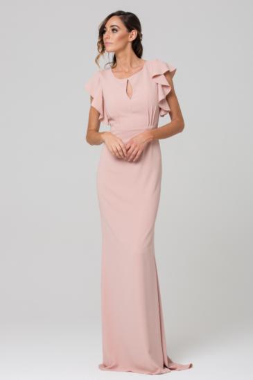 Stella Bridesmaid Dress TO64 Blush