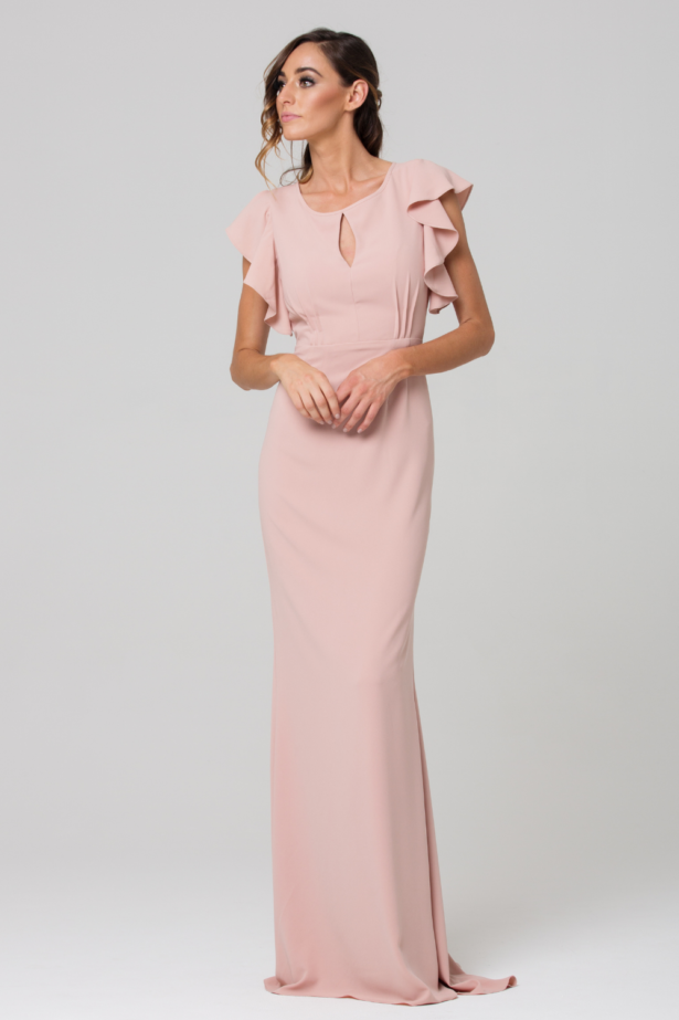 Stella Bridesmaid Dress TO64 Blush