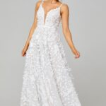 Amy Wedding Dress TC283 Front2