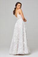 Amy Wedding Dress TC283 Side