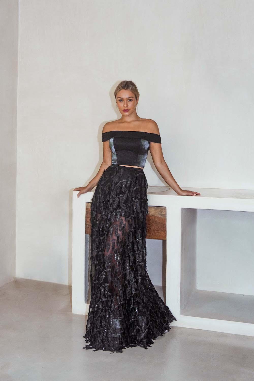 Jade Formal Dress PO832