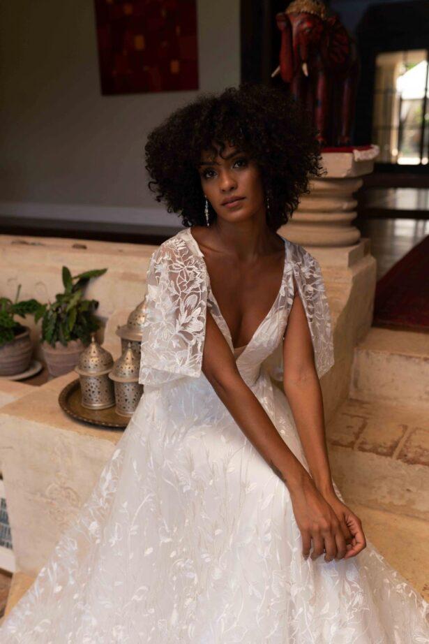 Naples wedding dress